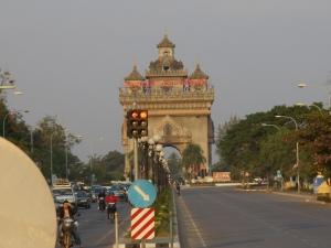 Vientiane: Eine Hauptstadt, in der vieles an Paris erinnert.