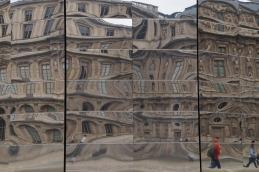 Der Louvre. Oder: Wie die Kunst den Blick auf die Wirklichkeit schärft.