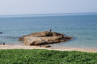 Küste von Mui Ne.